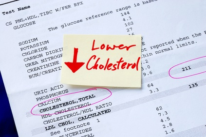 Lower-cholesterol