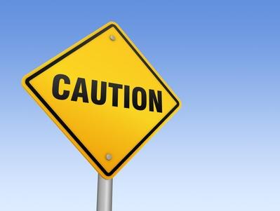 Caution-sign