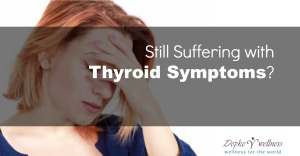 Suffering Thyroid Symptoms