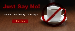 Say no to coffee and yes to Chi Energy
