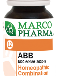 ABB No. 12 – Homeopathic Combination Liquid
