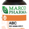 ABC No. 13 - Homeopathic Combination Liquid