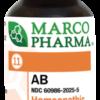 AB Homeopathic Liquid No.11