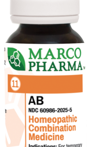 AB Homeopathic Liquid No.11