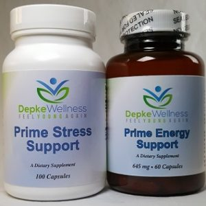 Prime Energy-Support Combo