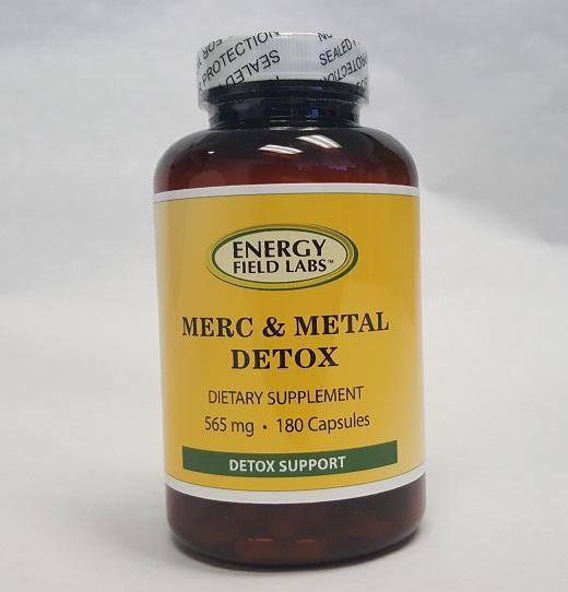 Merc-Metal-Detox