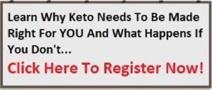 Keto event registration